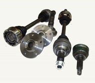 Driveshaft Shop Complete Pro-Level Axle/Hub Kit - Mazda RX-7 FC 86-92
