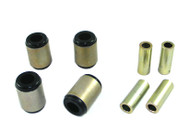 Whiteline Rear Upper Control Arm Inner Bushing Kit - Nissan 350Z/G35 03+