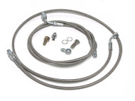 ER Spec Hydraulic E-Brake Install Kit - for ISR Performance Master Cylinders