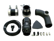 Synapse Synchronic BOV Kit in Black for 09-12 Hyundai Genesis 2.0T