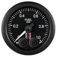 Stack 52mm Pro-Control Gauge - Fuel Pressure