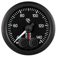 Stack 52mm Pro-Control Gauge - Oil Temperature