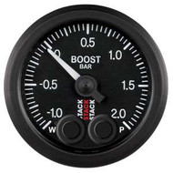 Stack 52mm Pro-Control Gauge - Boost Pressure