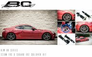 BC Racing BR Type Coilovers - Scion FR-S / Subaru BRZ