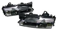 OEM Nissan Kouki Headlights - Nissan 240SX S14