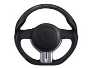 Cusco Carbon Fiber 350mm Steering Wheel - Scion FR-S / Subaru BRZ
