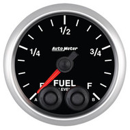 Auto Meter Elite Series 52mm Gauges - Fuel Level