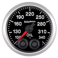 Auto Meter Elite Series 52mm Gauges - Oil Temperature