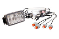 Circuit Sports Dual Post LED Position Lights - Nissan 180SX Type-X