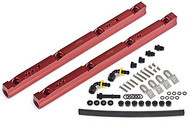 BBK Aluminum Fuel Rail Kit - Chevrolet 5.7L LS1