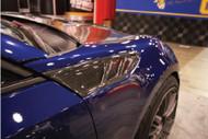 Seibon FR-Style Front Carbon Fender Ducts - Scion FR-S / Subaru BRZ