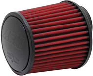 "AEM AIR FILTER KIT ASSY OFFSET 2.75"" X 5"" DRY"
