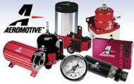Aeromotive Fuel Rails,  Edelbrock Victor Ford Windsor