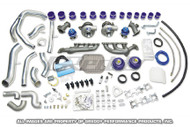 Greddy Twin Turbo Kit for 350Z/G35