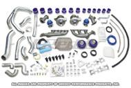 Greddy Twin Turbo Kit for 350Z/G35