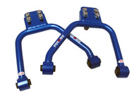 Megan Racing Front Adjustable Upper Control Arms - Nissan 350z/G35