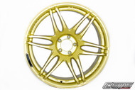 Cosmis Racing MRII Gold 18x8.5 - 5x100 +22mm Offset Wheel