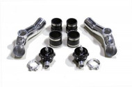AAM Competition Upper I/C Pipe Kit w/ Twin BOV's ( only upper pipes) - Nissan R35 GT-R