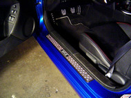 SRP Racing Billet Aluminum Door Sills - Scion FR-S (BRZ, FT86) 12+