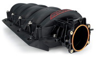 FAST 92mm Black Intake Manifold - Chevrolet LSX