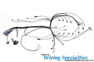 wiring specialties pre made ls1 conversion tucked harness combo wiring specialties pre made ls1 conversion tucked harness combo for nissan 240sx s13 enjuku racing parts llc