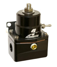 Aeromotive 13109 - Aeromotive A1000-6 Injected Bypass Regulator BLACK