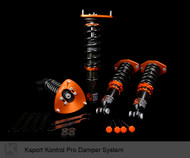 KSport  Kontrol Pro Coilovers for Toyota Supra 1987-1992