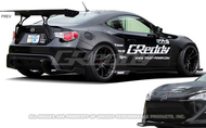 Greddy X Rocket Bunny Wide Body for Scion FR-S