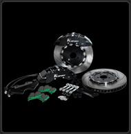 "Ksport Front 16"" SuperComp 8 Piston Big Brake Kit for Scion FR-S / Subaru BRZ"