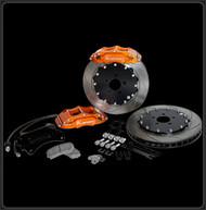 "Ksport Rear ProComp 14"" 4 Piston Big Brake Kit for Scion FRS / Subaru BRZ"