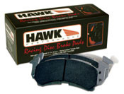 Hawk HP+ Rear Brake Pads for 335i