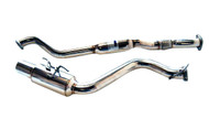 Invidia N1 Exhaust for 08+ Subaru Impreza Hatchback