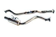 Invidia N1 Exhaust for 08+ Subaru Impreza Hatchback