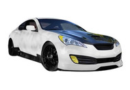 ARK C-FX Fiberglass Hood for Hyundai Genesis Coupe