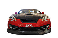 ARK C-FX Carbon Front Lip for Hyundai Genesis Coupe