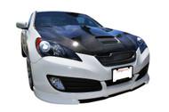 ARK C-FX Carbon Hood for Hyundai Genesis Coupe