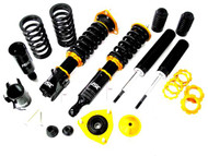 ISC Suspension N1 Coilovers for Nissan 240sx '89-'94