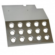 OBP Master Cylinder Cover Plate & Heal Rest