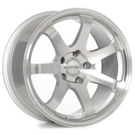 SQUARE Wheels G8 Model - 17x9 +15 5x114.3 (set of 4)