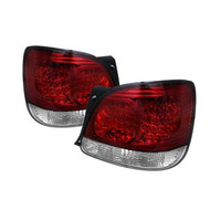 Spyder Tail Lights for Lexus GS300