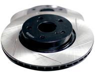 StopTech Power Slot Front Rotors - Hyundai Genesis Coupe