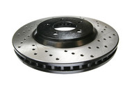 StopTech Sport Stop Rear Rotors - Hyundai Genesis Coupe(Track Model Only)