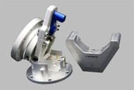 NRG- Steering Wheel Quick Tilt System (Silver)