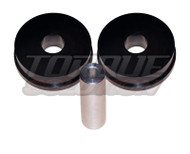 Torque Solution Front Engine Mount Inserts for Mitsubishi Evolution 8/9