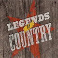 Star Vista / Time Life Presents: Legends of Country 10 CD Music Collection