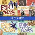 The Folk Years 8 CD Set