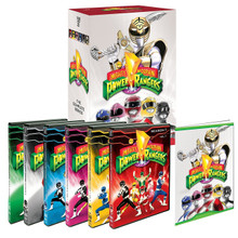 Mighty Morphin Power Rangers Complete Seasons 1-3 (19 DVD Collection)