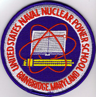 Nuclear Power School Bainbridge patch