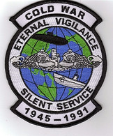 Cold War-Eternal Vigilance patch