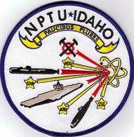 Idaho NPTU patch